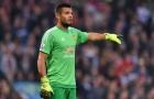 Romero có thể thay thế De Gea?