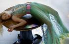 Bộ ảnh sexy đầy ma mị của Raquel Zimmermann