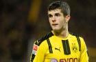 Christian Pulisic - Niềm hy vọng mới của Dortmund