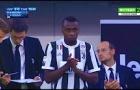 Màn ra mắt của Blaise Matuidi trong màu áo Juventus