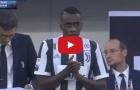 Màn ra mắt Juventus của Blaise Matuidi vs Cagliari