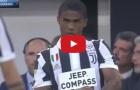 Màn ra mắt Serie A của Douglas Costa vs Cagliari