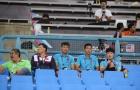 Văn Hậu, Xuân Trường 'bó gối' nhìn U22 Việt Nam hạ U22 Philippines