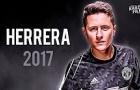 Ander Herrera, cầu thủ đang mất tích ở Man Utd?