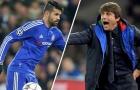 Conte ngớ ngẩn, còn Costa lại như trẻ con