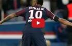 Neymar chơi quá hay trước Toulouse