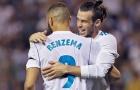 Real hạ đẹp Deportivo trong ngày Ramos lập kỷ lục thẻ đỏ