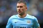 Aleksandar Kolarov từng chơi rất hay cho Man City