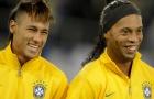 Khi Neymar và Ronaldinho kết hợp