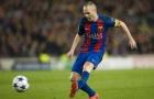 Lý do Man City muốn chiêu mộ Andres Iniesta