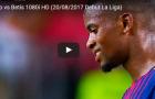 Lý do Nelson Semedo xứng đáng đá chính cho Barca