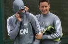 'Người bí ẩn' trở lại, xuất hiện trên sân tập Man Utd