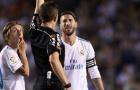 Top 10 Vua thẻ đỏ trong lịch sử La Liga: Ramos san bằng kỉ lục