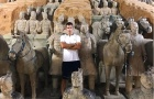 Figo du hí Trung Quốc, đại náo mộ Tần Thuỷ Hoàng