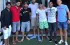 Messi, Suarez hội ngộ Neymar, ban lãnh đạo Barca 'sôi máu'