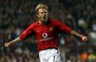 Những cú sút phạt thành thương hiệu của Beckham tại M.U