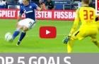 Pulisic, Bartra, Leckie và 5 bàn thắng đẹp nhất vòng 1 Bundesliga