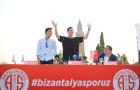 Samir Nasri 'hóa thần' trong ngày ra mắt Antalyaspor