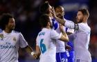 Hậu vòng 1 La Liga: Mưa thẻ đỏ, mưa án phạt