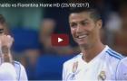 Màn trình diễn của Ronaldo trước Fiorentina