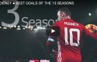 Những bàn thắng đẹp nhất của Rooney qua mỗi mùa giải