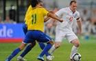 Pogba không hề biết tin Rooney giã từ sự nghiệp quốc tế