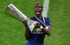 Sao Man Utd ẵm giải 'Cầu thủ hay nhất Europa League' 2016/17