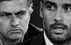 So sánh đội hình đắt nhất sự nghiệp Mourinho và Pep Guardiola