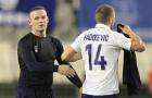 Từ chối đổi áo, Rooney khiến đối thủ thất vọng trên sân