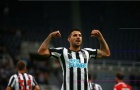 Newcastle 3-0 West Ham United: Benitez hồi sinh, Bilic xuống đáy