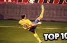 Zlatan Ibrahimovic - Top 10 bàn thắng kinh điển nhất