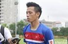 Đội trưởng Văn Quyết: Cơ hội chiến thắng của ĐT Việt Nam chỉ là 50-50