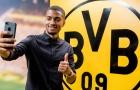 Nhà vô địch U21 Châu Âu bảnh bao ra mắt Dortmund