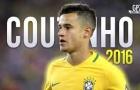 Philippe Coutinho 'quẩy' ác liệt trên tuyển Brazil
