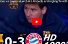 Trận cầu kinh điển: Barcelona 0-3 Bayern Munich (UCL 2012/13)