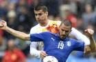 Đội hình kết hợp TBN & Italia: La Roja 'bay' trên điểm tựa Azzurri