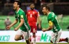 Trận thắng giúp Mexico chính thức giành vé đến World Cup 2018