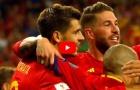 Màn trình diễn của Alvaro Morata vs Italy