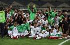 6 đội tuyển đã giành vé dự World Cup 2018