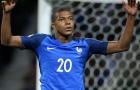 Đội hình Pháp bị Luxembourg cầm hòa trị giá bao nhiêu?