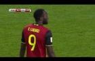 Màn trình diễn của Romelu Lukaku vs Hy Lạp