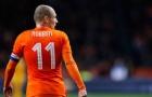 Màn trình diễn tuyệt đỉnh của Arjen Robben vs Bulgaria