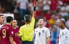 Những thẻ đỏ trong sự nghiệp của Rooney