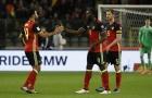 Romelu Lukaku ghi bàn cực dễ vào lưới Hy Lạp