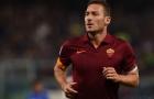 Khoảnh khắc AS Roma tri ân Francesco Totti đầy xúc động