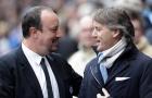Mancini và Benitez, ai sẽ cứu West Ham?