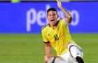 Màn trình diễn của James Rodriguez vs Brazil