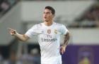 James Rodriguez khi còn tung hoành tại Real Madrid