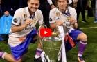 Luka Modric và Mateo Kovacic: Bộ đôi tiền vệ trong mơ
