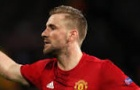 Luke Shaw, cầu thủ đang lận đận tìm chỗ đứng tại Man Utd